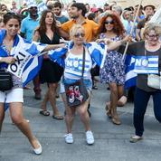 La bataille de Grèce est engagée