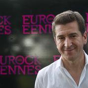 Matthieu Pigasse devient président des Eurockéennes de Belfort