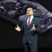 Carlos Ghosn : «Les lancements mettent sous tension, c'est motivant»