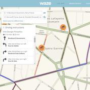 Waze teste un service de covoiturage entre particuliers