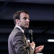 Emmanuel Macron : «Le FN est une forme de Syriza à la française»