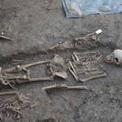 Des squelettes bien conservés découverts en plein Paris