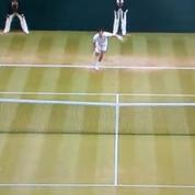 L'énorme double-faute de Murray à Wimbledon