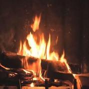 Philippe Delerm : Eloge du feu de cheminée