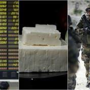 Krach boursier, Grèce, fonctionnaires : le récap éco du jour