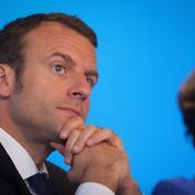 «Le roi n'est plus là», se désole Emmanuel Macron