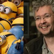 Pierre Coffin : «Les Minions ont un fort capital sympathie»