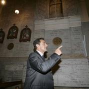 Nicolas Sarkozy signe un appel pour «préserver les églises» de France