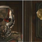 Ant-Man :dur dur de passer par le trou de la serrure...