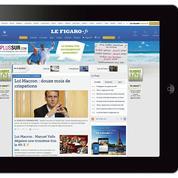 Le Figaro ,marque média leader en France
