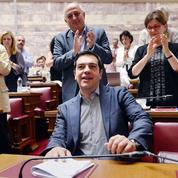 TVA, retraites, taxes… Tsipras ressort le plan d'ajustement du référendum