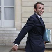 «Les Jeunes avec Macron», nouveau relais de l'action du ministre de l'Économie