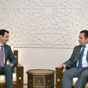 À Damas, Jean-Frédéric Poisson reçu par Bachar el-Assad