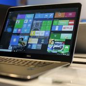 Le marché des PC déprimé avant l'arrivée de Windows 10