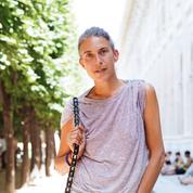 Isabel Marant, le lézard desjardins du Palais-Royal