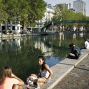 À Paris les fêtardsse mobilisent pour nettoyer le canal Saint-Martin