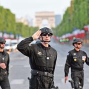 14 Juillet : premier défilé pour les forces antiterroristes