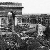 Le défilé du 14 juillet 1919 : le sacre de la Victoire