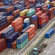 Le commerce extérieur chinois en fort ralentissement