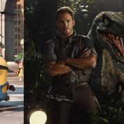 Box-office : Les Minions écrabouille Jurassic World