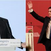 «Autocélébration de Hollande» : Valls mouche Woerth avec humour