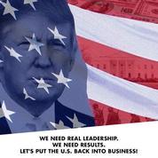 États-Unis : Donald Trump utilise des soldats nazis pour illustrer sa campagne