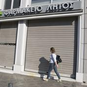 «En Grèce, l'activité va reculer de 6% à 8% en rythme annuel»