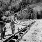 Le tunnel du Mont-Blanc : un chantier titanesque entamé en 1959
