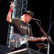 Neil Young boycotte les services de streaming