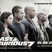 Fast and Furious 7 ,troisième plus gros succès de tous les temps