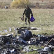 MH17 : une vidéo tournée par des soldats pro-russes indigne l'Australie