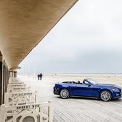 Ford Mustang Cabriolet, un débarquement au galop