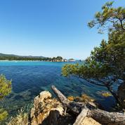 Côte d'Azur, un trésor bleu et or