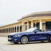La Ford Mustang débarque au galop en Europe