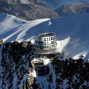 Risque d'éboulements sur le Mont Blanc, le refuge du Goûter est fermé