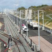 La ligne Tours-Bordeaux en avance sur le calendrier