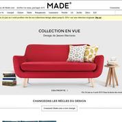 Made.com veut conquérir rapidement l'Europe