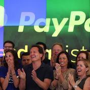 PayPal se sépare d'eBay pour mieux grandir