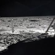 Le 20 juillet 1969, Neil Armstrong marchait sur la lune