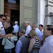 Les Grecs retrouvent guichet ouvert dans leurs banques