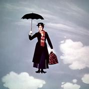 Mary Poppins ,la gouvernante tombée du ciel