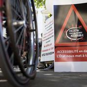 La France repousse à nouveau l'accessibilité aux handicapés