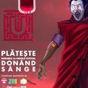 Au pays de Dracula, un don de sang vaut une entrée gratuite