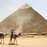 Un robot pour découvrir les secrets des pyramides