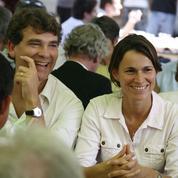 Filippetti et Montebourg rappelés à l'ordre par le président du groupe PS au Sénat
