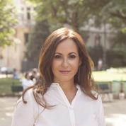 SurleChamp-de-Mars avec Aliza Jabès, fondatrice de Nuxe