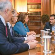 Les frondeurs mènent la vie dure à Tsipras