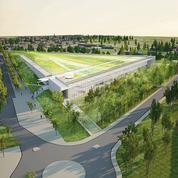 Louvre: visite spectaculaire des futures réserves, à Liévin