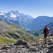 Les Alpes victimes du réchauffement climatique
