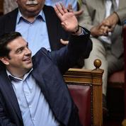 Grèce: Tsipras fait voter de nouvelles exigences réclamées par les créanciers